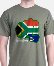South Africa Fist 1889 T-Shirt