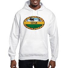 CAITLIN - safari Jumper Hoody