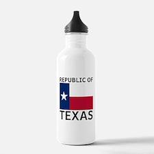 Republic of Texas Sports Water Bottle