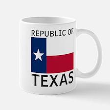 Republic of Texas Mugs