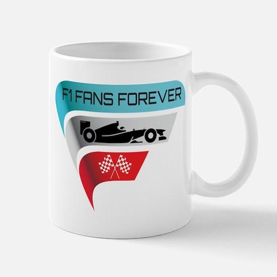 F1 Fans Forever Mugs