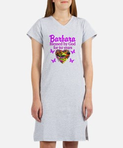 PRAYING 60 YR OLD Women's Nightshirt