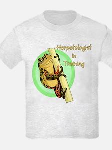 Herpetologist in Training T-Shirt