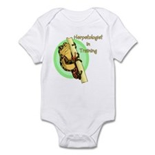 Herpetologist in Training Infant Bodysuit