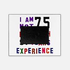 75 Birthday Designs Picture Frame