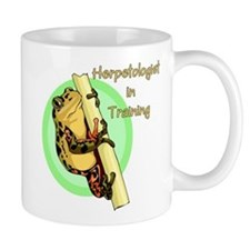 Herpetologist in Training Mug