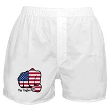 USA Fist 1975 Boxer Shorts