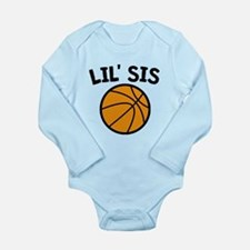 Lil Sis Basketball Body Suit
