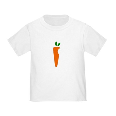 Carrot Toddler T-Shirt