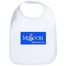 Missouri Welcomes You - USA Bib