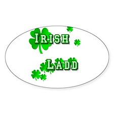 Irish Ladd Decal