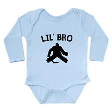 Lil Bro Hockey Body Suit