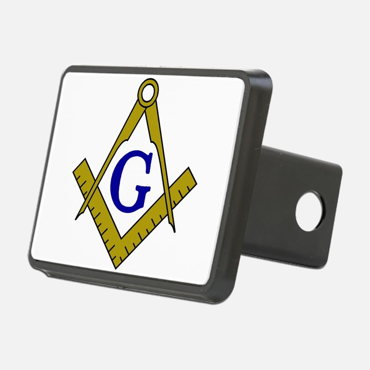 Masonic Hitch Cover
