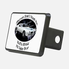 Pontiac Trans Am Super Duty Hitch Cover