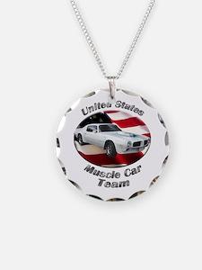 Pontiac Trans Am Super Duty Necklace