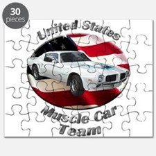 Pontiac Trans Am Super Duty Puzzle