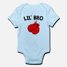 Lil Bro Boxing Body Suit