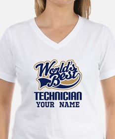 Worlds Best Technician gift T-Shirt
