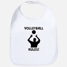 Volleyball Rules! Bib