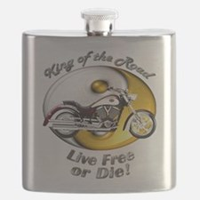 Victory Kingpin Flask
