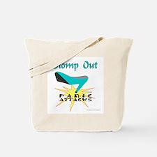 PANIC ATTACK AWARENESS Tote Bag