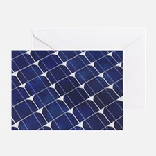 Unique Solar powered Greeting Card