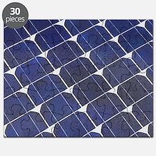 Unique Solar power Puzzle