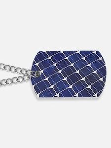 Cute Solar power Dog Tags