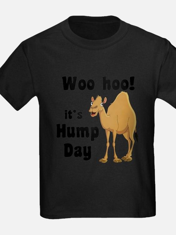 Cute Hump day camel T