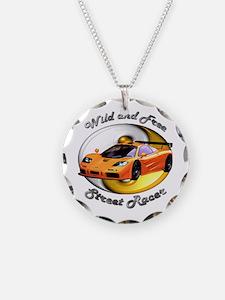 McLaren F1 Necklace