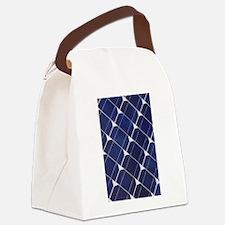 Funny Solar power Canvas Lunch Bag