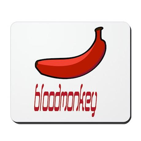 blood monkey Mousepad