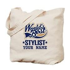 Worlds Best Stylist Tote Bag