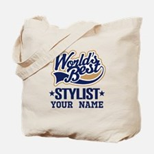 Worlds Best Stylist Tote Bag