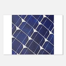 Unique Solar power Postcards (Package of 8)