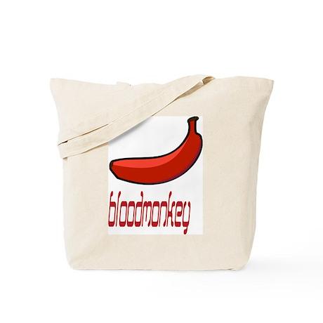 blood monkey Tote Bag
