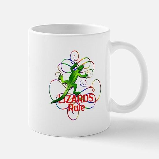 Lizards Rule Mug