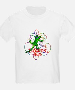 Lizards Rule T-Shirt