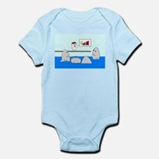 Corporate Nightmare Infant Bodysuit