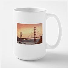 Golden Gate Bridge Inspiration Mugs