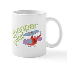 Chopper Pilot Mugs