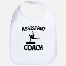 Assistant Gymnastics Coach Bib