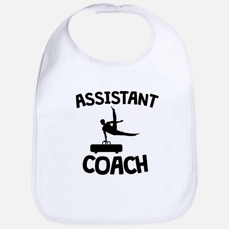 Assistant Gymnastics Coach Bib