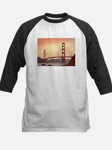 Golden Gate Bridge Inspiration Baseball Jersey