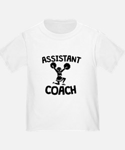 Assistant Cheerleading Coach T-Shirt