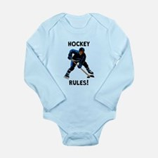Hockey Rules! Body Suit