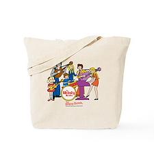 The Brady Kids Tote Bag