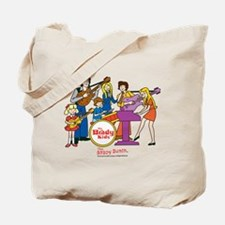 The Brady Kids Tote Bag