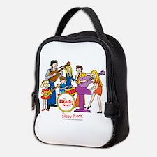 The Brady Kids Neoprene Lunch Bag