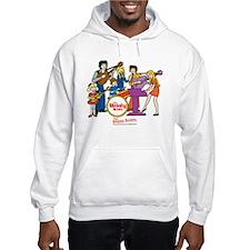 The Brady Kids Hoodie Sweatshirt
